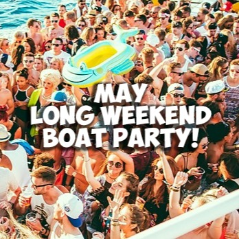 May Long Weekend Boat Party | Sunday May 20 (Official Page)