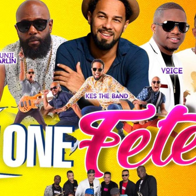 One Fete \ Miami Carnival Saturday Night