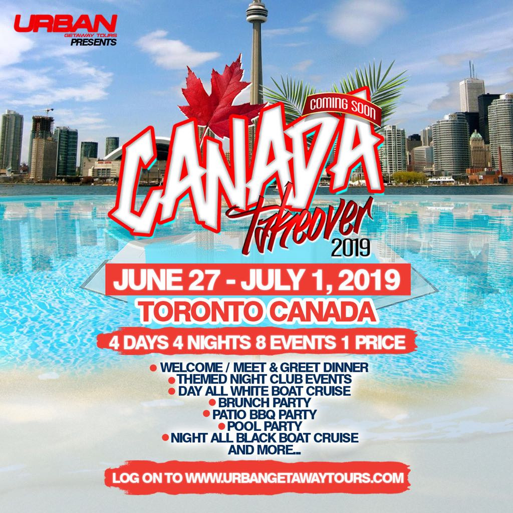 Canada Takeover 2019