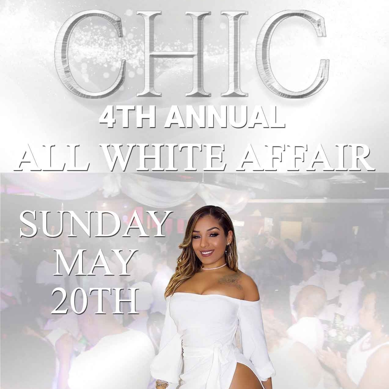 RUM DIARIES CHIC 4TH ANNUAL ALL WHITE AFFAIR