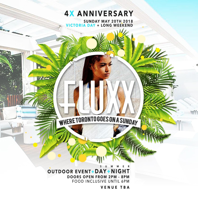 FLUXX 4 Year Anniversary