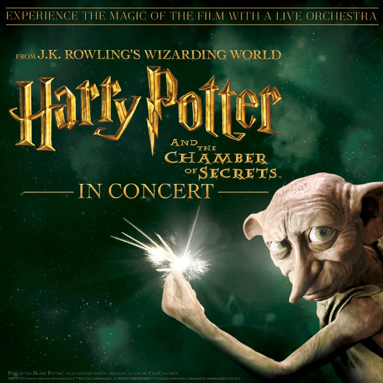 Harry Potter and the Goblet of Fire In Concert 2018 | At Miami | Buy Ticket