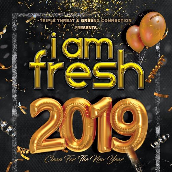 NYE | I AM FRESH 2019 | TOPAZ LOUNGE