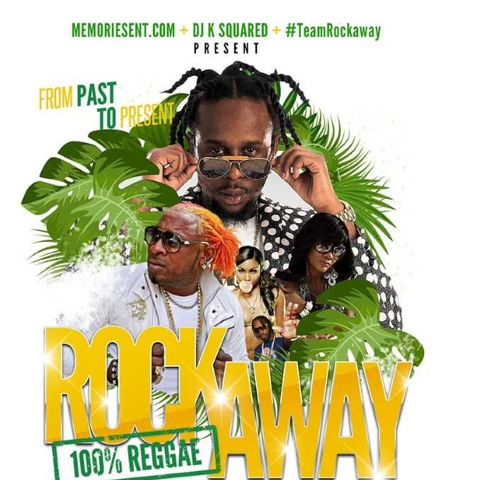 #ROCKAWAY - 100% Reggae ALL NIGHT