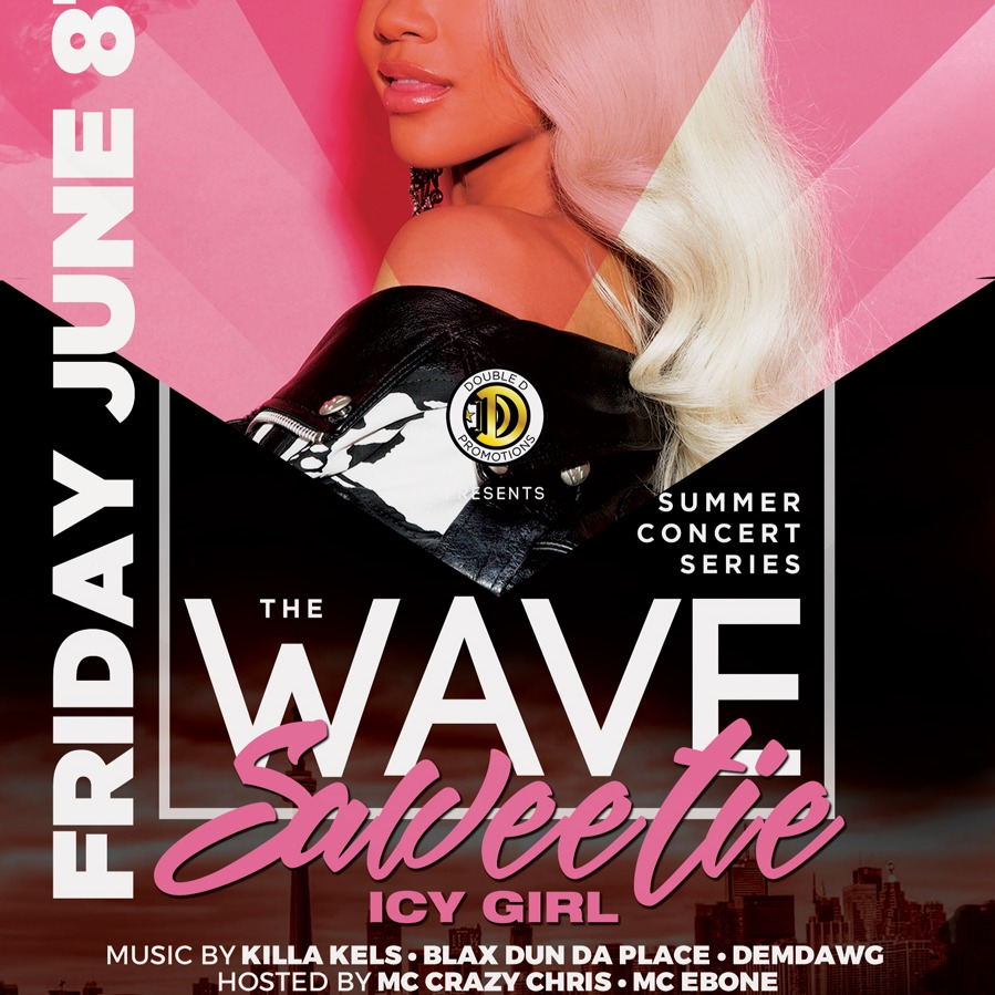THE WAVE / SAWEETIE ICY GIRL
