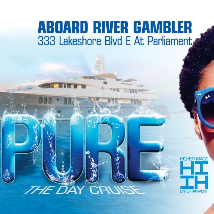 Pure The Day Cruise 2018