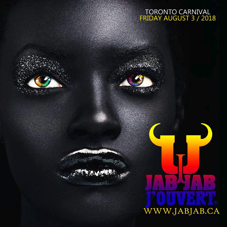 Toronto's Official Jab Jab JOuvert 2018