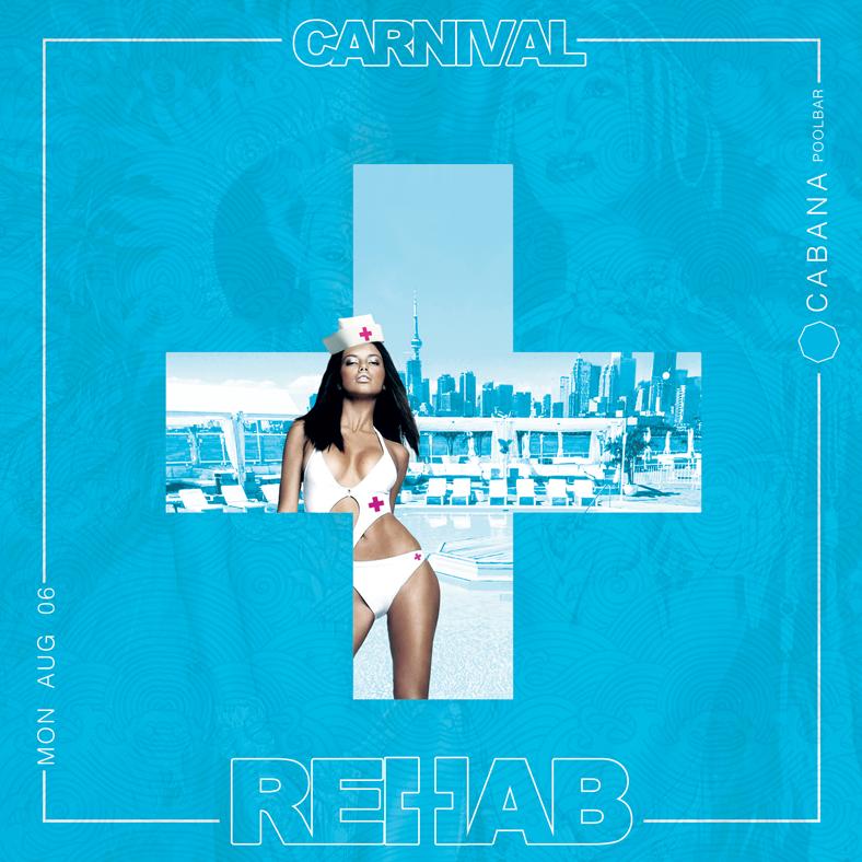 Carnival Rehab - 2018