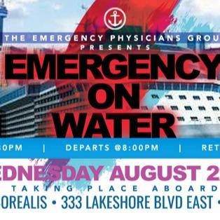 EMERGENCY ON WATER