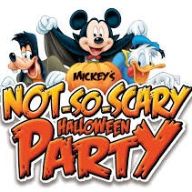 Mickey's Halloween Party 2018