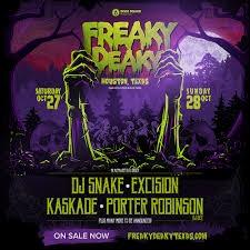 Freaky Deaky Houston Music Festival - 2 Day Pass