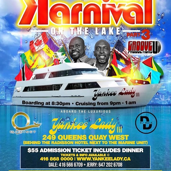 Karnival on The Lake lll