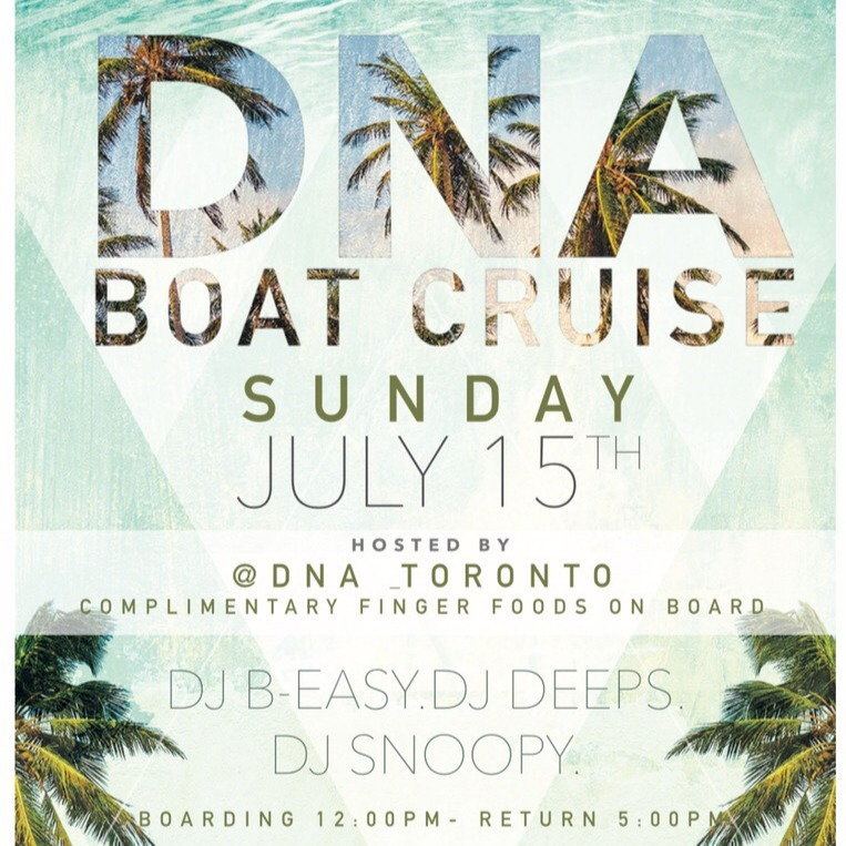 DNA Boat Cruise