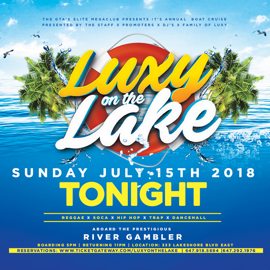 LUXY ON THE LAKE 2018