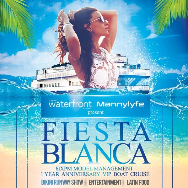 Fiesta Blanca Boat Cruise