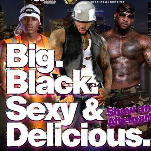 Big Black Sexy & Delicious