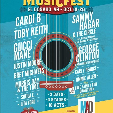Musicfest XXXI: George Clinton & The Parliament Funkadelic