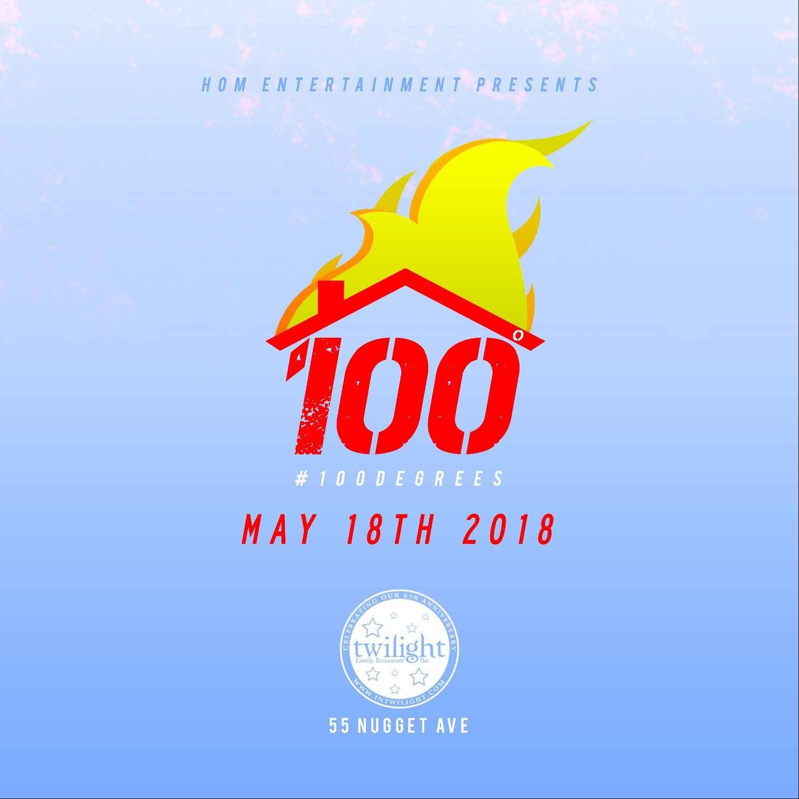 Hom Entertainment | 100 Degress