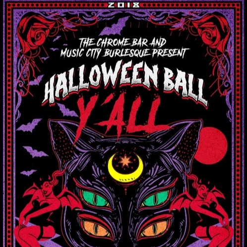 Halloween Ball Yall