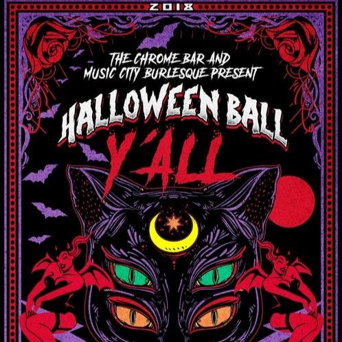 Halloween Ball Yall