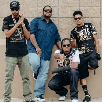 Bone Thugs N Harmony, Ying Yang Twins & Lil Flip