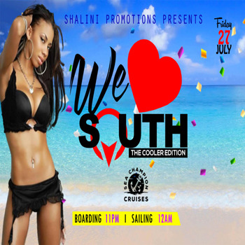 WE HEART SOUTH - THE COOLER EDITION