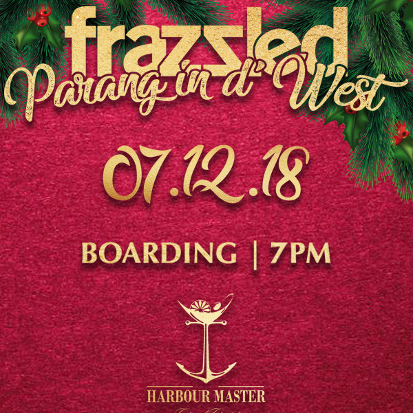 Frazzled - Parang in d West
