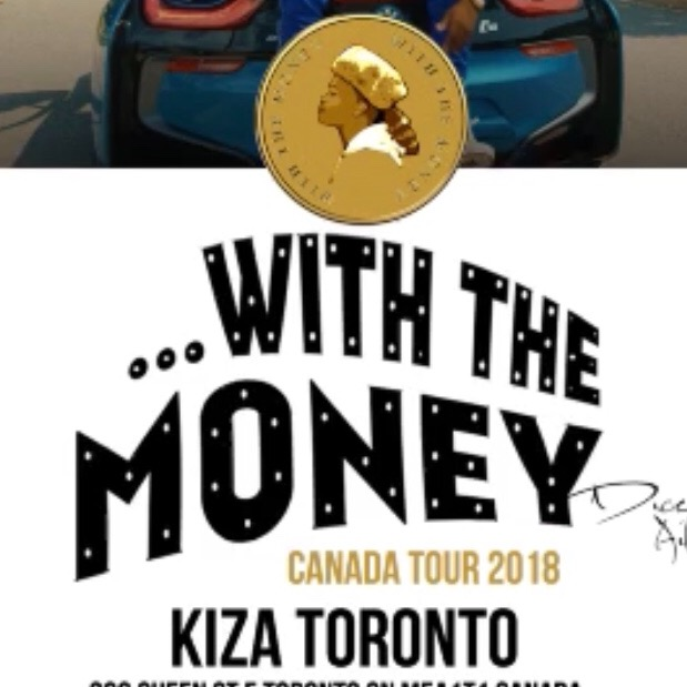 With The Money Tour