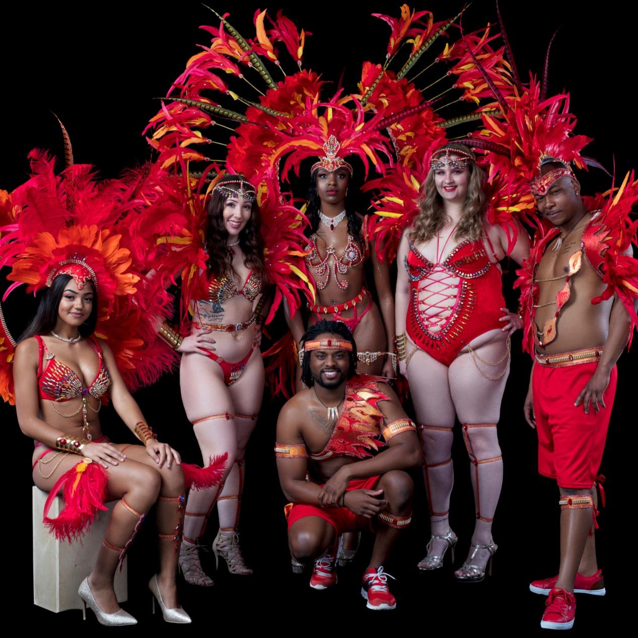 Blazing Pheonix-EPIC Carnival