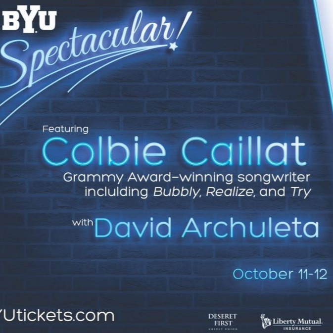 BYU Spectacular!: Colbie Caillat