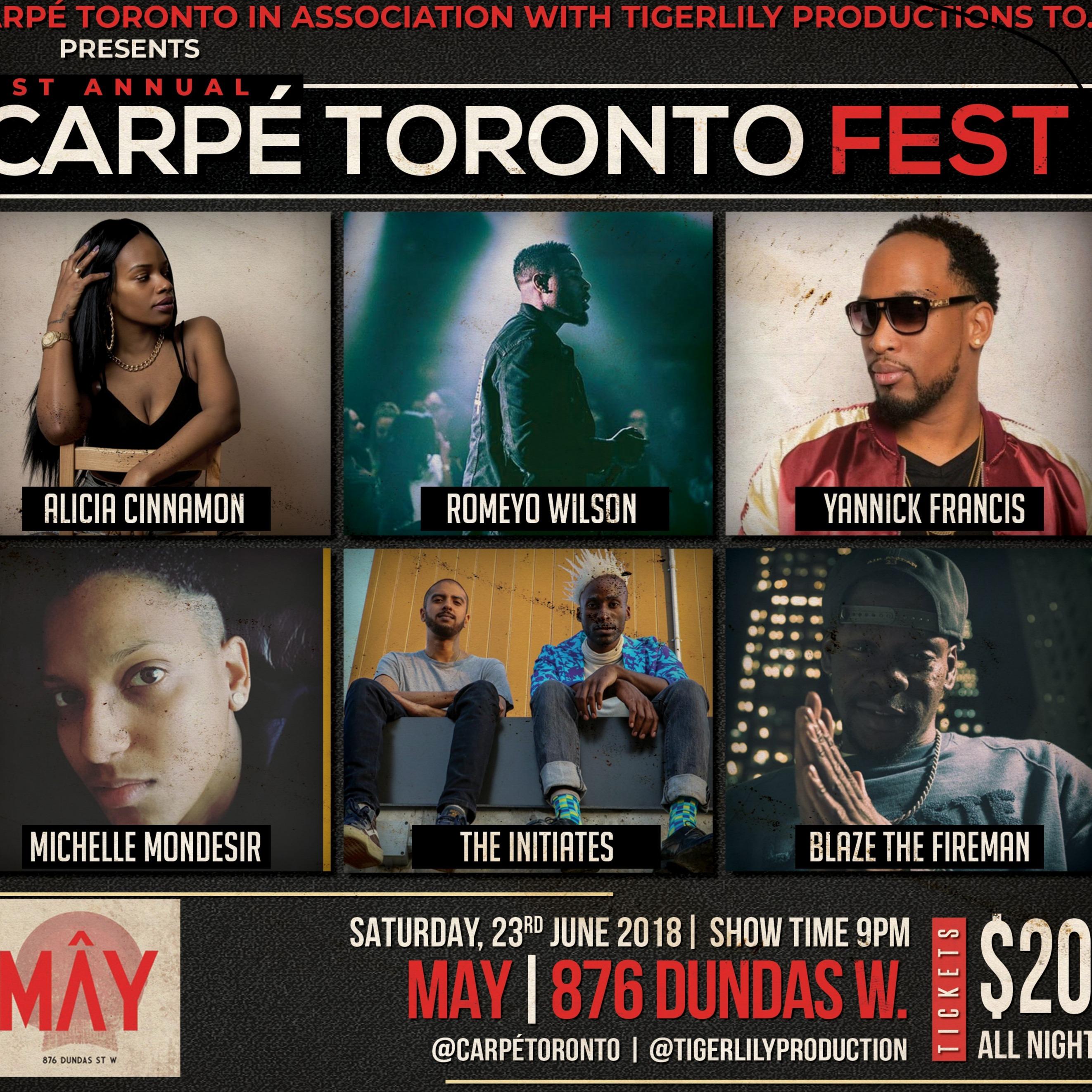 Carpe Toronto Fest