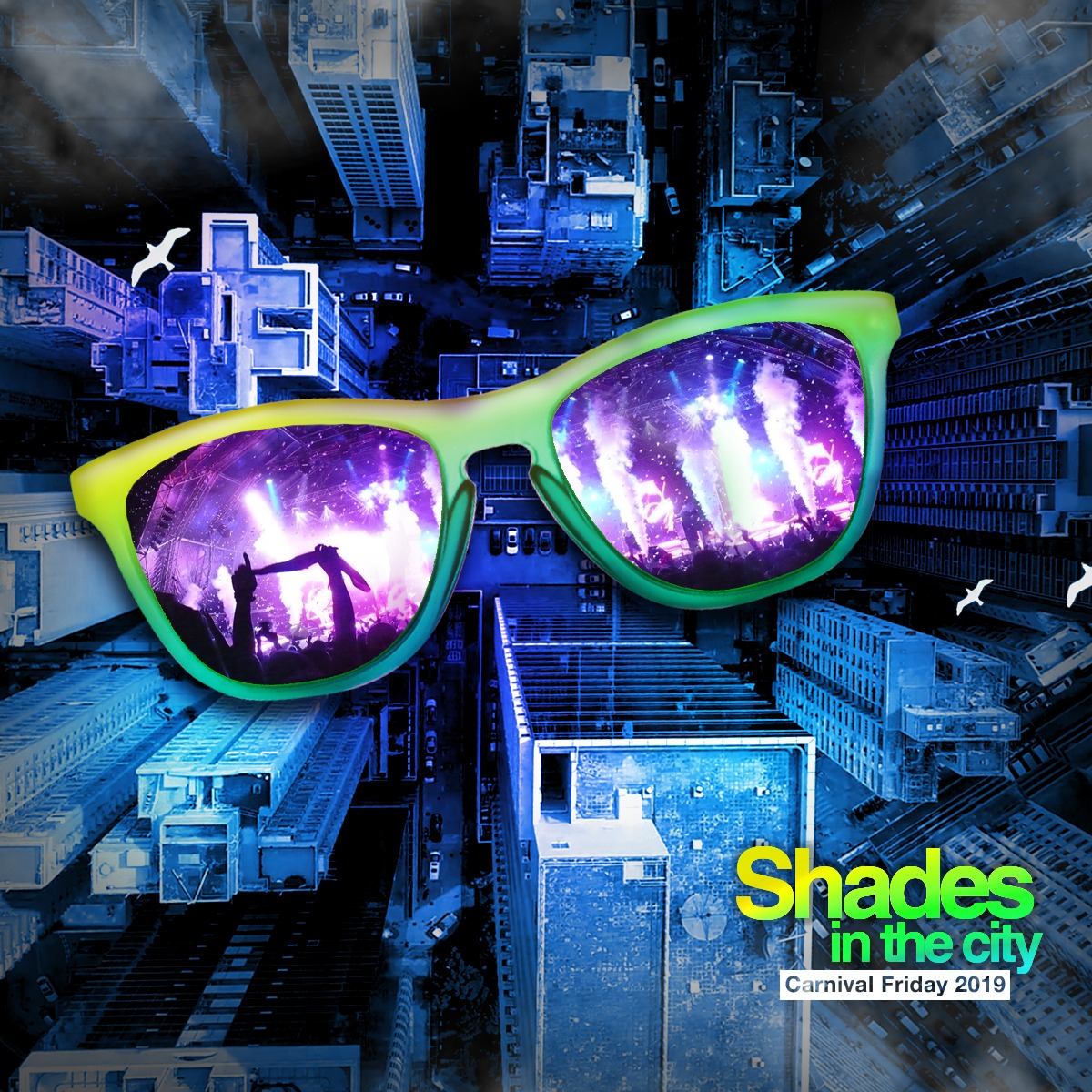 SHADES IN D CITY
