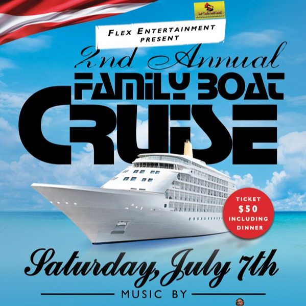 FLEX ENTERTAINMENT 2ND ANNUAL BOAT CRUISE