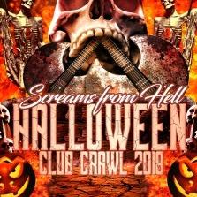 Screams From Hell Toronto Halloween 2018 Club Crawl