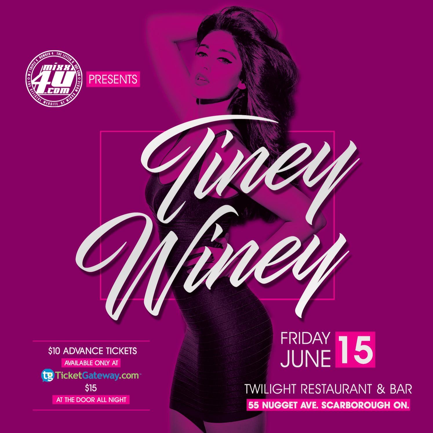 Tiney Winey