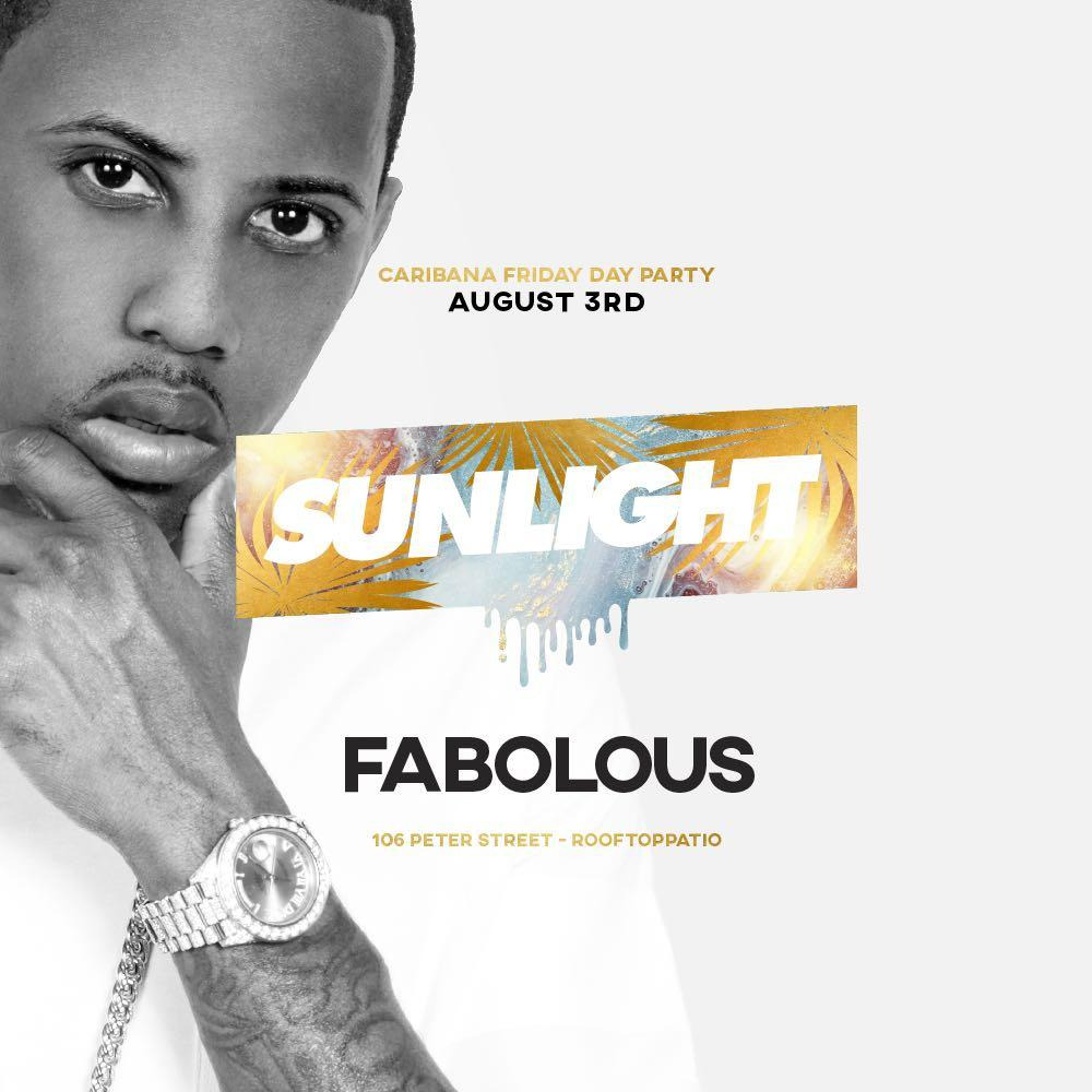 SUNLIGHT DAY PARTY FT FABOLOUS @ HEAVEN ROOFTOP PATIO/NIGHTCLUB