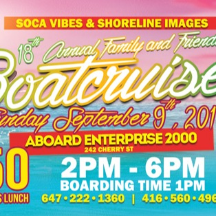 18th Annual Family and Friends BoatCruise