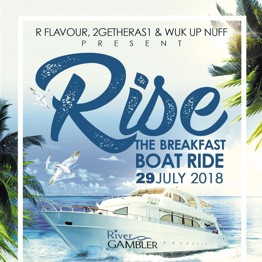 Rise - The Breakfast Boatride