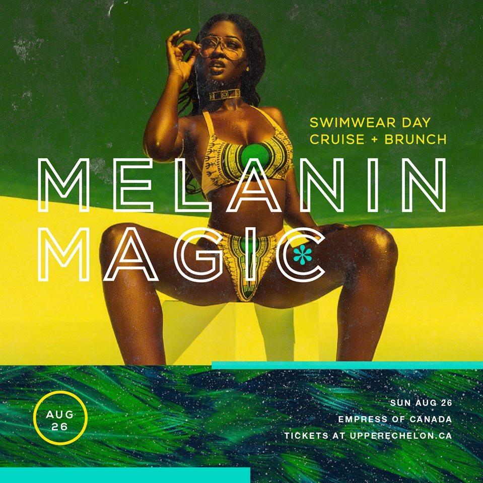 Melanin Magic* Day Cruise + Brunch