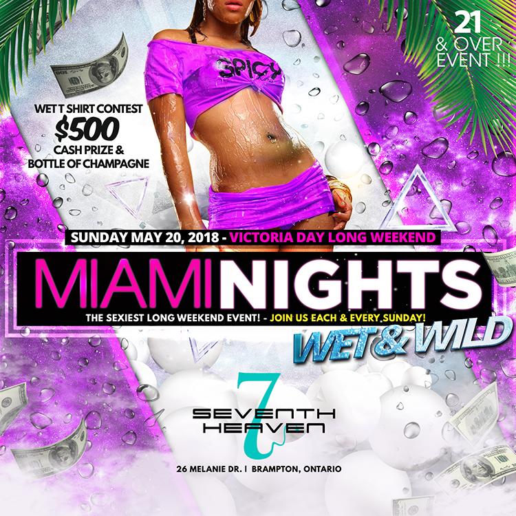 Miami Nights | Seven Heaven