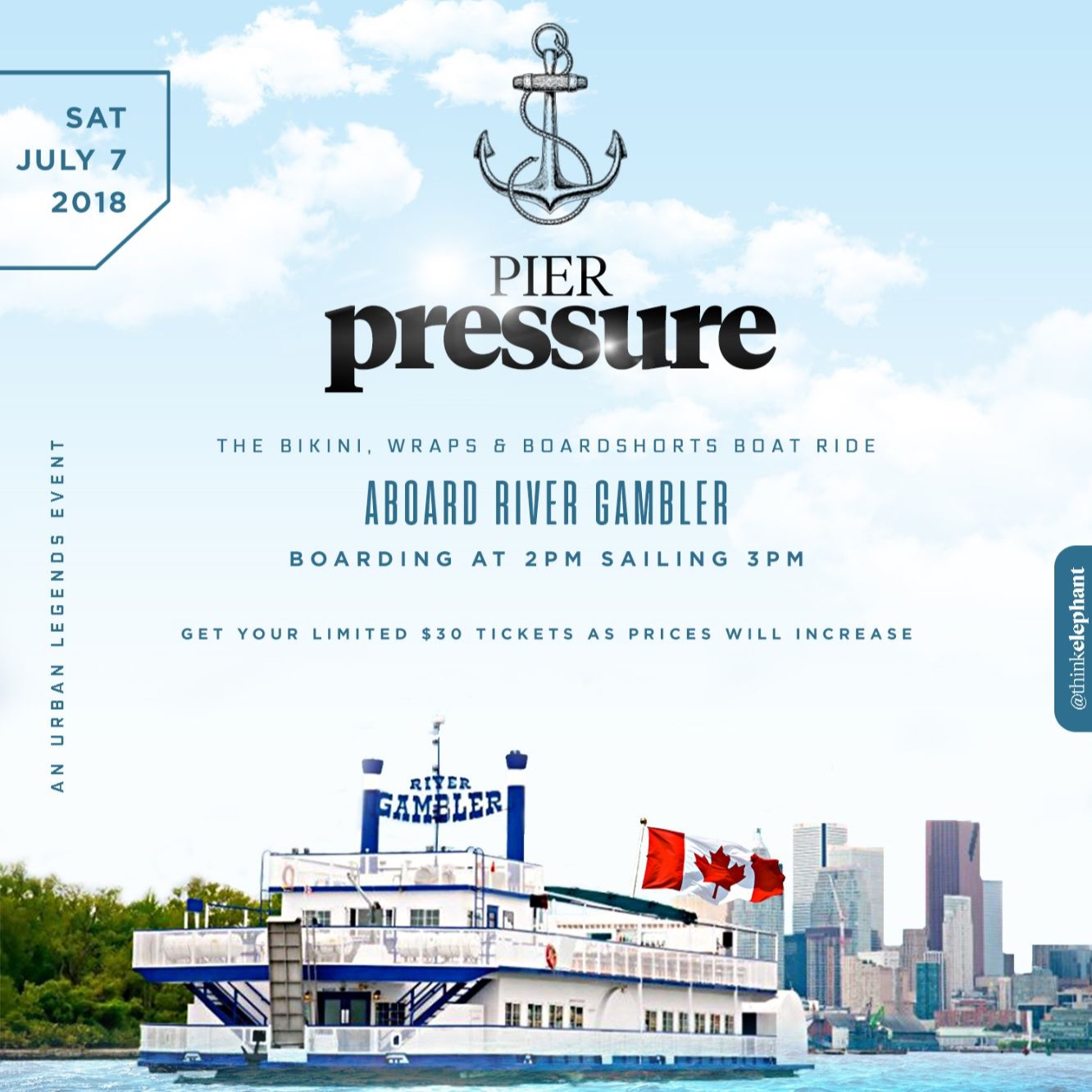 Pier Pressure - Bikinis and Boardshorts