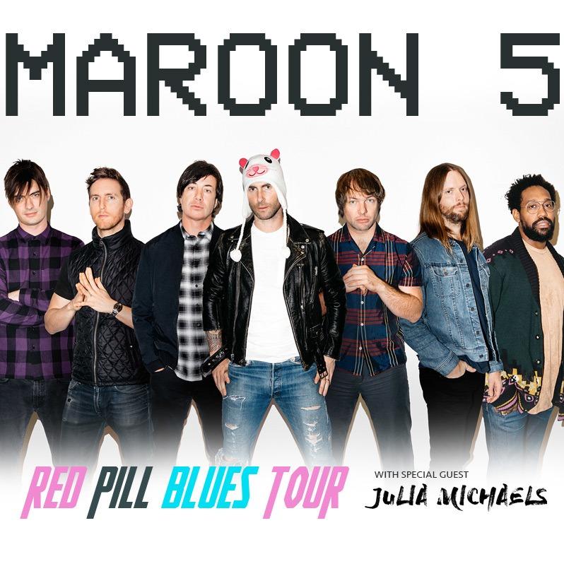 Maroon 5 & Julia Michaels