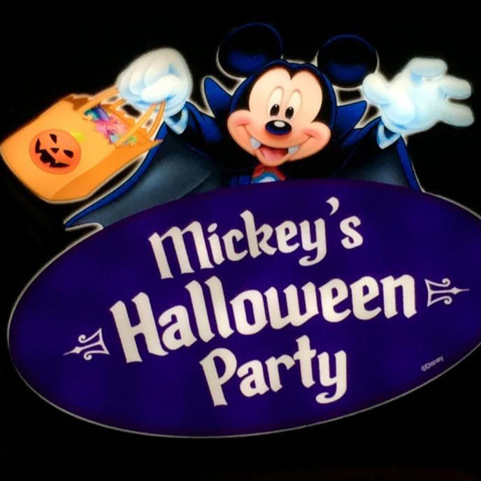 Mickey's Halloween Party, 2018