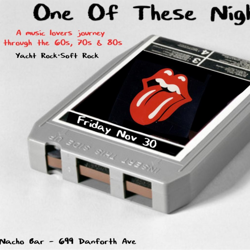 ONE OF THESE NIGHTS - YACHT ROCK + SOFT ROCK TRIBUTE
