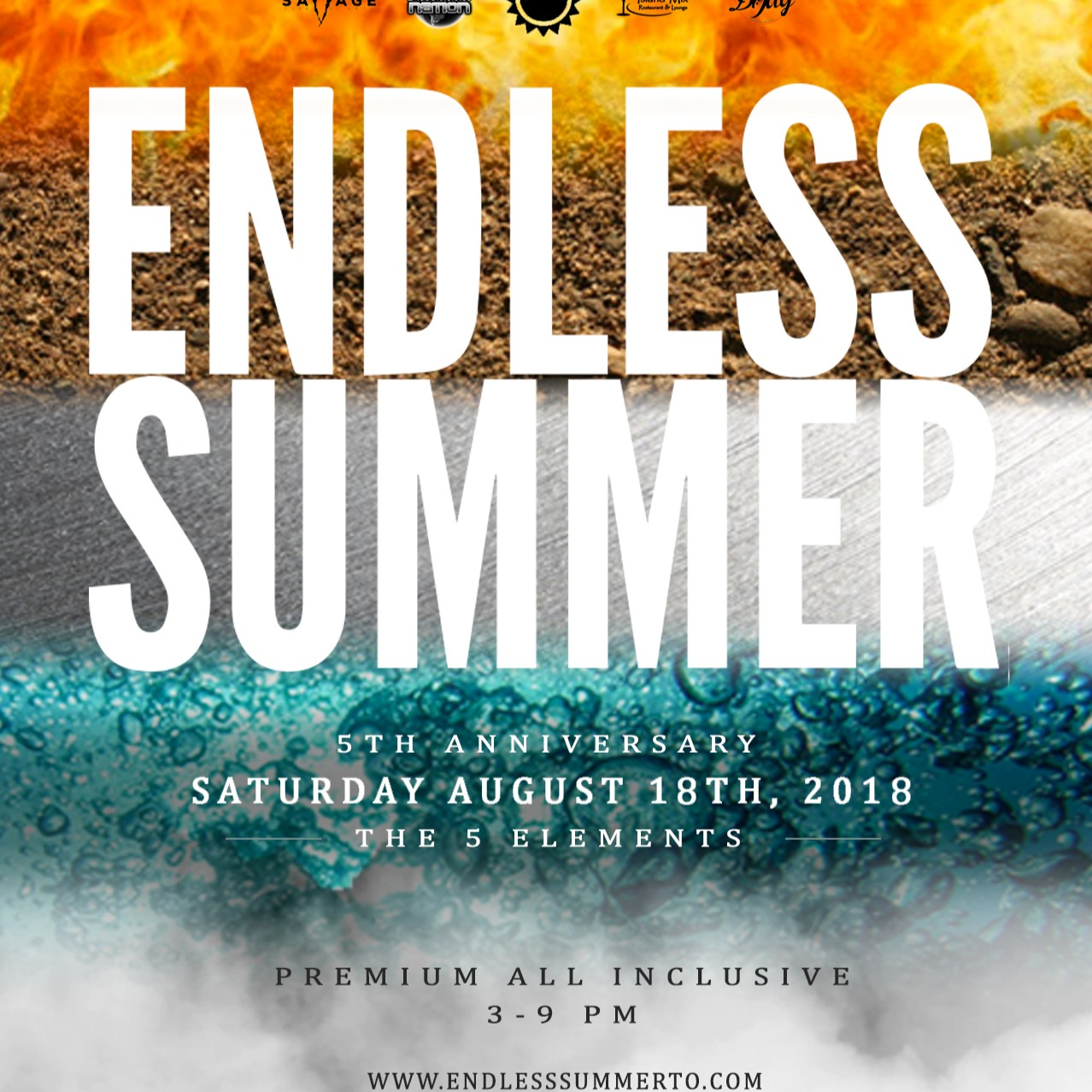 Endlesss Summer| The 5 Elements