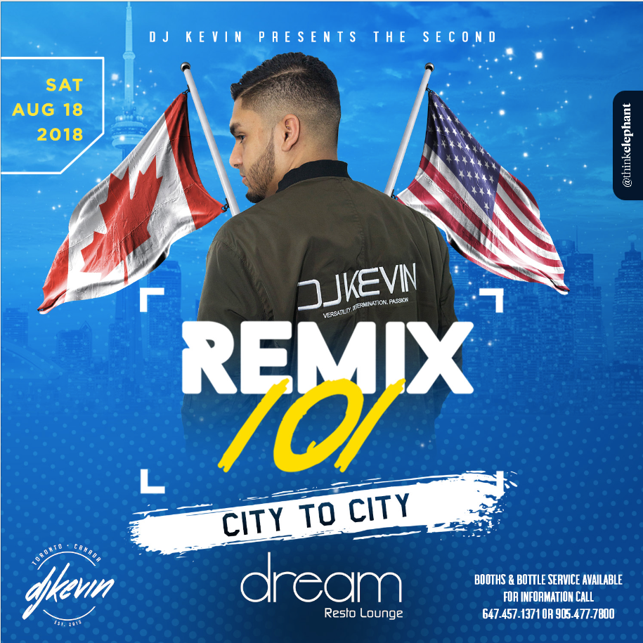 Remix 101 - City to City