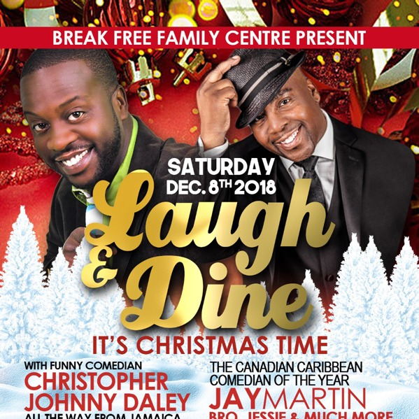 Jay Martin - Laugh And Dine \ It's Christmas Time