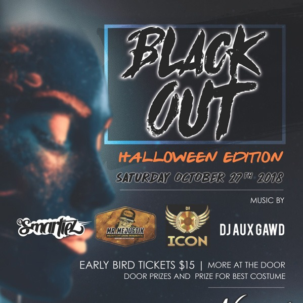 Black Out \ Halloween Edition