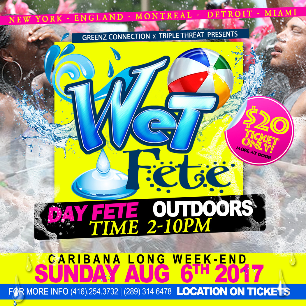 DAY RAVE (WET FETE)