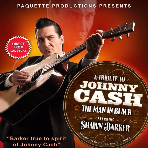 The Man In Black: Tribute To Johnny Cash at Centrepointe Theatre